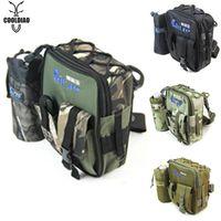 fishing rod bag - Colors Fishing Leg Bag Multifunction Waterproof Fishing Bag Waist Fishing Rod Lure Tackle Bags