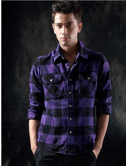 Free shipping and returns on Men's Purple Dress Shirts at xflavismo.ga