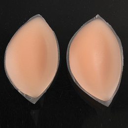 Wholesale Womens ABC Cup Push Up Insert Falsies Thick Silicon Pad Breast Enhancer