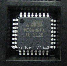 Wholesale ATMEGA48PA AU ATMEL single chip microcomputer TQFP