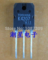 Cheap Wholesale-10PCS free shipping 2SK4207 K4207 13A 900V MOS FET 100% new original quality assurance