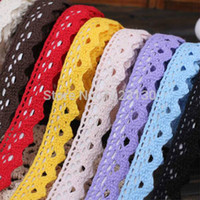 adhesive lace trim - Lovely Color mm x M Fabric Lace Washi Tape Ribbon Cotton Trim Self Adhesive Decorative Sticker Home Decor Decoration