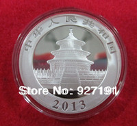 Wholesale Year Panda Silver Coin oz Yuan Silver coin
