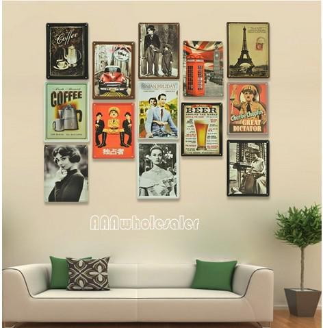 Online Cheap Wholesale 11 8 Cm Vintage Home Decor Metal