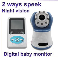 Wholesale US Seller quot Wireless Digital Baby Monitor IR Camera AT386D1