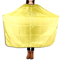 Wholesale Salon Hair Capes Apron Hair Cutting Cape Waterproof Hairdressing Cape Styling Tool size hot sale