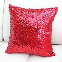 Wholesale 2013 fashion luxury sequin cm cushion pillow cover min1pcs home textile