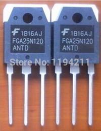 Wholesale FGA25N120ANTD FGA25N120 original IGBT NPT TRENCH V A TO3P