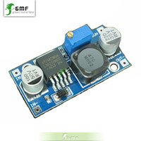 Wholesale piece DC DC LM2596 Step down Adjustable Power Supply Module CC CV LED Driver New