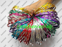 Alloy american aluminium - Bracelets Jewelry Mixed chain Aluminium Bracelet Bangle Women Dance Cheap Free Ship B429