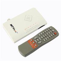 antenna converter box - DGU Digital to Analog TV Converter Box Stick Tuner Receiver W Romote Antenna