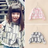 Girl designer brand childrens clothes - Baby Girl Winter Parkas Kids Padded Short Jacket Fashion Korean Designer Brand Childrens Outdoor Quilted Clothing Warm New