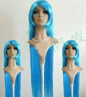 Wholesale new fashion cosplay wig cosplay wigs cosplay wig cosplay blue