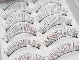 Wholesale mixed style factory price real high quality false lash eyelash extension fake eyelashe