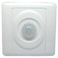 Wholesale PIR Infrared Motion Sensor Switch Human Body Induction Save Energy Motion Automatic Module Light Sensing Switch