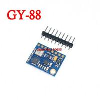 arduino imu - GY DOF IMU MPU6050 HMC5883L BMP085 for Arduino Accel Gyro Baro Mag UNO Mega DUE