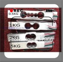 Wholesale X The strain gauge pressure sensor for high precision resistor load cell electronic scale sensor KG KG KG KG
