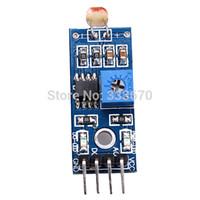 arduino power switch - LM393 Digital Light Intensity Sensor Module For Arduino Robot Kit AVR for DC V V Power Photosensitive Detection Switch