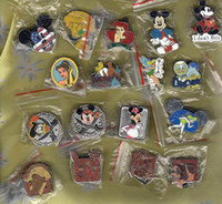 Wholesale pins Badge lapel pin metal pin sell STITCH
