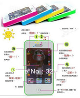 Wholesale for Iphone4s Upgrade Edition English iphone s Learning Machine Toys Kid Learning Toy for Baby phone Educational