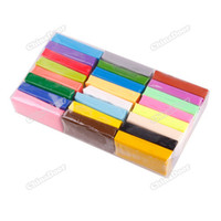 Wholesale newlook Colorful case for Fimo Effect Polymer Clay Blocks Soft