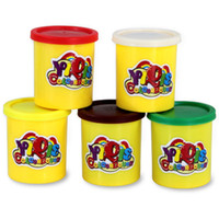 Wholesale New Handgum D Dough Plasticine Fimo Polymer Clay For Educational toys Ice Cream Cake Toy