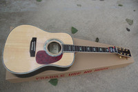 chinese acoustic guitars - Chinese handmade100 wood replica electrical Acoustic guitar