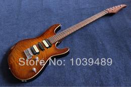 Gros-Suh Pro S4 Root Beer Stain Guitare électrique Suhr Pro Series / Livraison gratuite à partir de guitare suhr pro series fabricateur