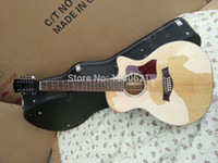 China 12 string acoustic guitar - New Factory string Chaylor acoustic guitar replica TY ce electric acoustic guitar top quality string custom