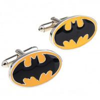Wholesale Batman Cufflink Pairs Promotion