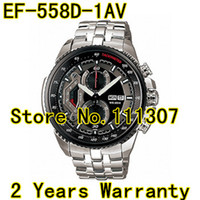 Wholesale EF D AV NEW Men s quartz top quality wristwatch EF D D NEW MEN S CHRONOGRAPH WRISTWATCH with original box