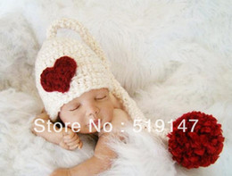 Wholesale-Free shipping Pink princess 5 style baby hat handmade crochet photography props newborn baby cap