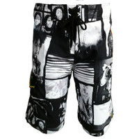 animal boardshorts - BOB MARLEY Design Bermuda Surf Shorts Men Boardshorts Surfing Swim Board Shorts Beach