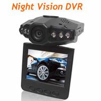Wholesale 2 quot TFT LCD IR LEDs Night Vision HD Car DVR Camera Recorder Monitor P