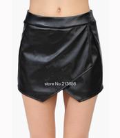 asymmetrical skort - Fashion Summer Ladies Asymmetrical Geometric Shape Tiered Shorts Casual Trousers Culottes Shorts Skort
