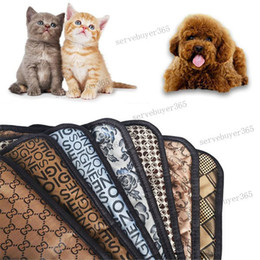 Wholesale-Pet Warm Electric Heated Heating Heater Pad Mat Blanket Bed for Dog Cat Animals