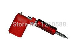 Wholesale rotary tattoo machine light and quiet high quality tattoo machines rotary red color