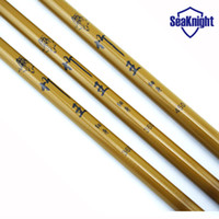 bamboo fishing pole - New Arrival SeaKnight Bamboo m carp fishing rod Carbon Telescopic fishing pole Fishing equipment