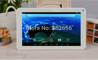 Cheap Wholesale-Crazy Sale! Quad core Tablet PC 9 inch ATM 7029 Dual camera+OTG+HDMI+Android 4.4+512MB 8G+Bluetooth free shipping! discount!Hot