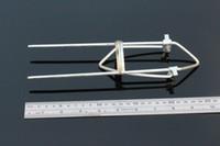 Wholesale Portable Metal Rod Holder for Fishing Accessory Pole Bracket Holder Fishing Tool