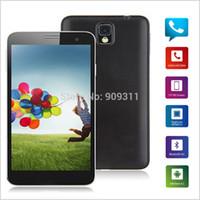 Gros-NEW Vente! 3G Phone Call Tablet PC Bluetooth WIFI double carte Sim 8GB Caméra slot phablet 1024x600