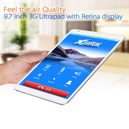 Wholesale Original Teclast X98 Air GB GB GB quot Dual OS G WCDMA amp GSM Phone Call Tablet PC Intel Bay Trail T Z3736F Quad