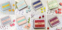 Wholesale 8 sets New Set Stamp Creative cute designs stamp DIY stamp DIY funny work
