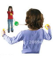 best educational pc games - Best selling Children s sports special toy pulling the ball outdoor fun games educational toys