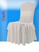 Wholesale Osith all kinds of customized hotel wedding party chair cover