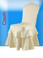 Wholesale Casith all kinds of customized hotel wedding party chair cover