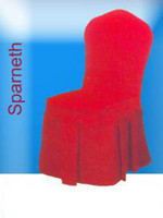 Wholesale Sparneth all kinds of customized hotel wedding party chair cover