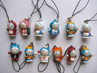 Wholesale 300 doraemon Mobile Cell Phone Charms