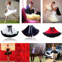 adult womans wear - European styling fashion womans fluffy tutu skirt L XL XXL brillant party wear nylon vintage classic adult girls summer skirt