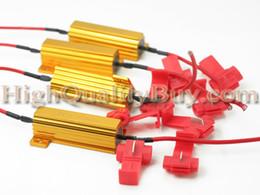 Wholesale Load Resistor Fix LED Bulb Fast Flash Turn Signal Running Blink Blinker W ohm